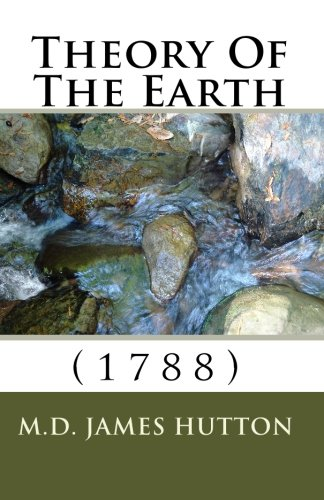 9781451597073: Theory Of The Earth (1788)