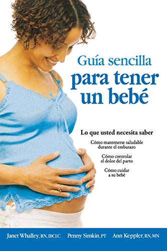 9781451600650: The Simple Guide to Having a Baby--Spanish (Guia Sencilla Para Tener Un Bebe): What You Need to Know