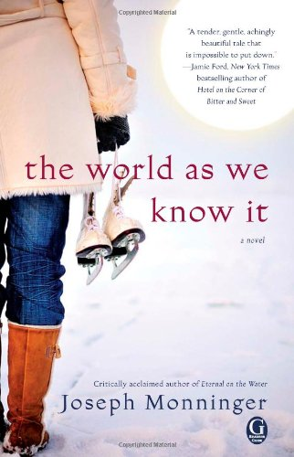 The World As We Know It, ADVANCED READERS COPY