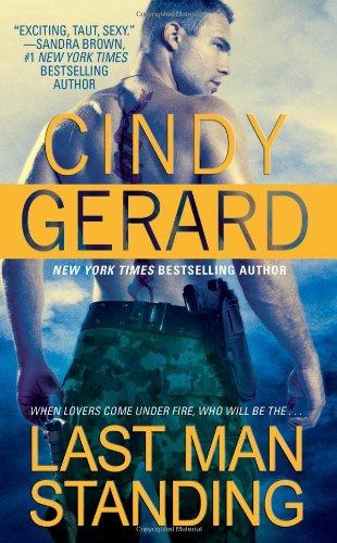 Last Man Standing (Black Ops, Inc): Gerard, Cindy