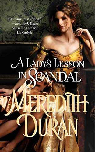 9781451606935: A Lady's Lesson in Scandal