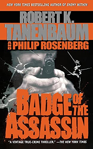 9781451607468: Badge of the Assassin