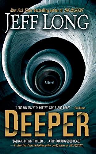 Deeper: A Novel: Long, Jeff