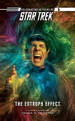 9781451607536: The Entropy Effect (Star Trek: The Original Series)