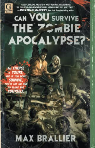 9781451607758: Can You Survive the Zombie Apocalypse?