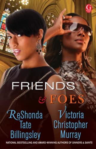 9781451608168: Friends & Foes