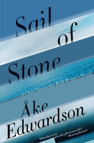9781451608502: Sail of Stone (Chief Inspector Erik Winter)