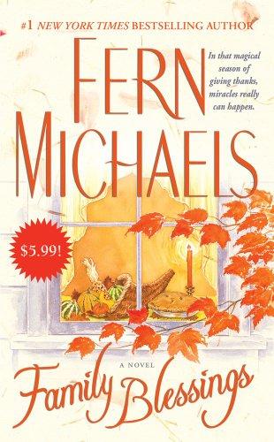 9781451609387: Family Blessings: A Novel (Cisco Family)