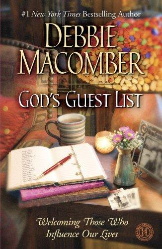 9781451610321: God's Guest List