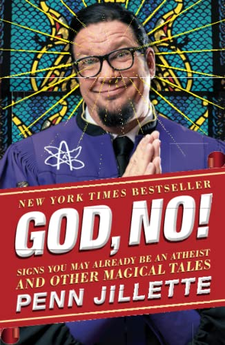 9781451610376: God, No!: Signs You May Already Be an Atheist and Other Magical Tales