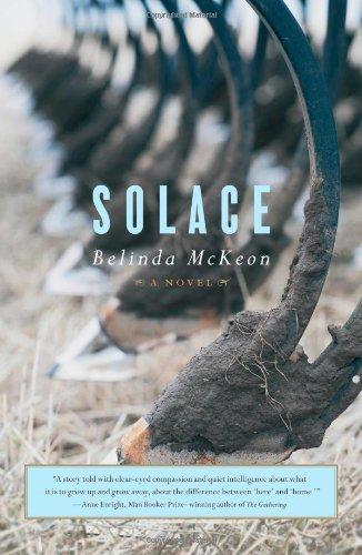 Solace: A Novel: McKeon, Belinda