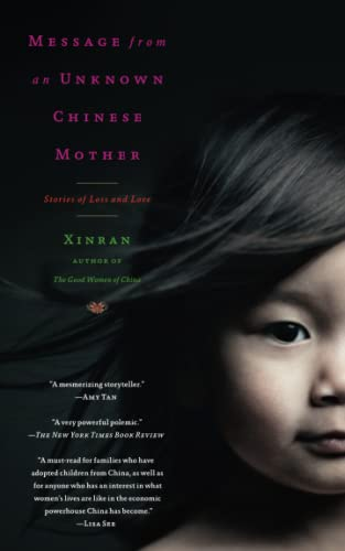 9781451610949: Message from an Unknown Chinese Mother: Stories of Loss and Love