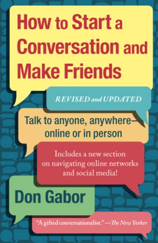 9781451610994: How To Start A Conversation And Make Friends: Revised And Updated