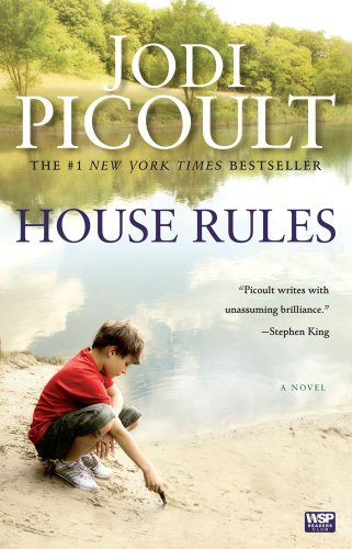 9781451611205: By Jodi Picoult: House Rules: A Novel