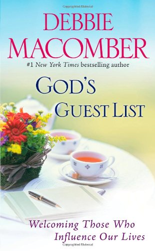 9781451611663: God's Guest List: Welcoming Those Who Influence Our Lives