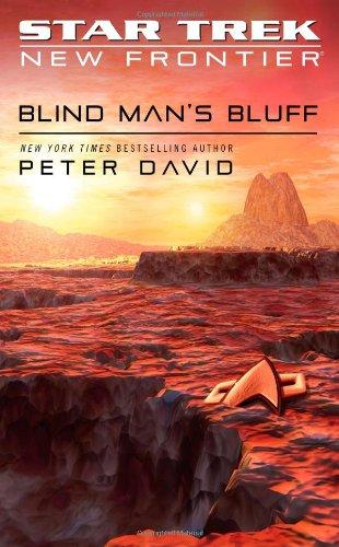9781451611694: Star Trek: New Frontier: Blind Man's Bluff (Star Trek: The Next Generation)