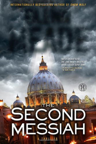 9781451611847: The Second Messiah: A Thriller