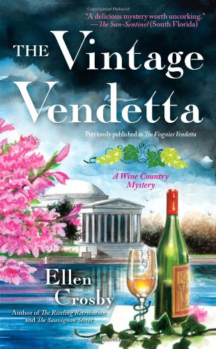 9781451612790: The Vintage Vendetta: A Wine Country Mystery (A Wine Country Mysteries)