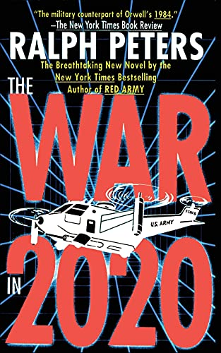 9781451613087: War in 2020: Bush, Clinton, and the Generals