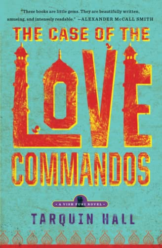 9781451613285: The Case of the Love Commandos (Vish Puri)