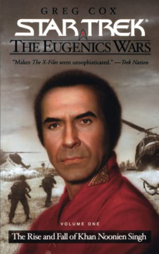 9781451613490: The Star Trek: The Original Series: The Eugenics Wars #1: The Rise and Fall of Khan Noonien Singh