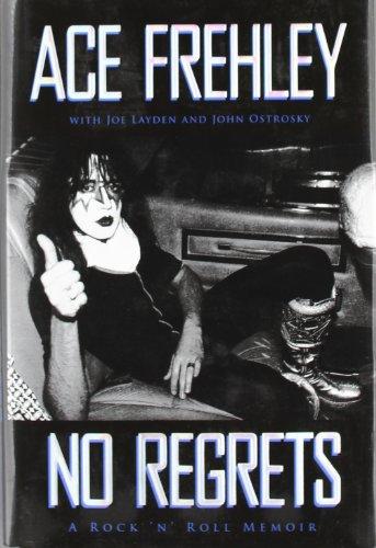 9781451613940: No Regrets: A Rock 'n' Roll Memoir