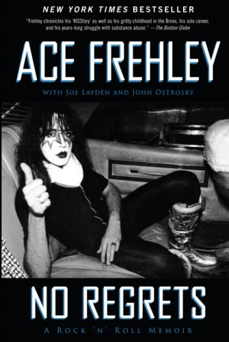 9781451613957: No Regrets: A Rock 'n' Roll Memoir