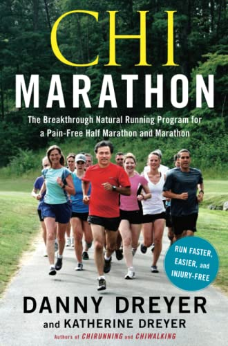 9781451617955: Chi Marathon: The Breakthrough Natural Running Program for a Pain-Free Half Marathon and Marathon