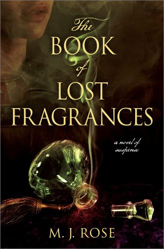 9781451621303: The Book of Lost Fragrances: A Novel of Suspense