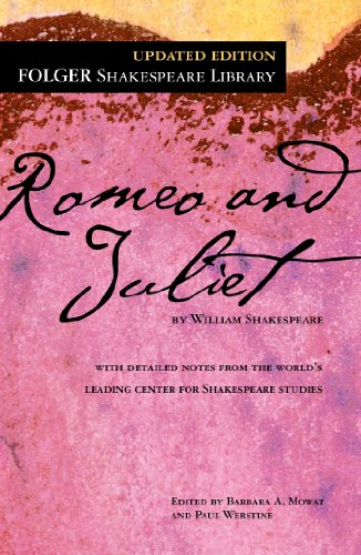 9781451621709: Romeo and Juliet (Folger Shakespeare Library)
