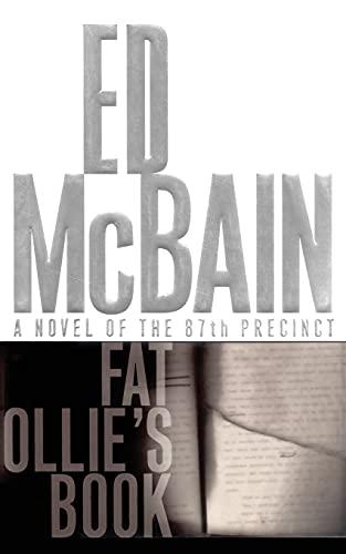 9781451623420: Fat Ollie's Book: A Novel of the 87th Precinct