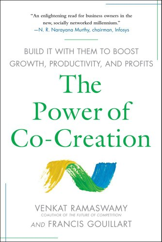 9781451623543: The Power of Co-Creation: Build It with Them to Boost Growth, Productivity, and Profits
