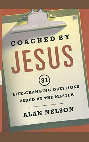 9781451623789: Coached by Jesus: 31 Lifechanging Questions Asked by the Master
