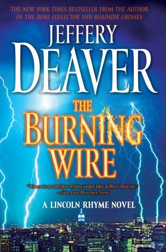 9781451624175: The Burning Wire