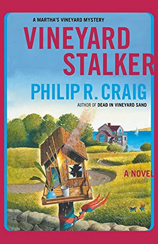 9781451624762: Vineyard Stalker: A Martha's Vineyard Mystery