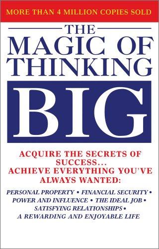 9781451625356: the Magic of Thinking Big