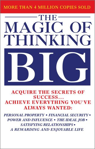 9781451625356: The Magic of Thinking Big