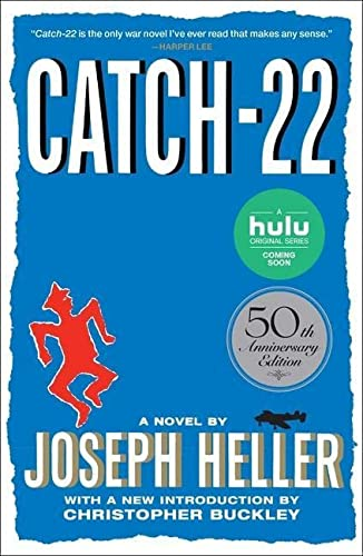 Catch-22. 50th Anniversary Edition: Joseph Heller