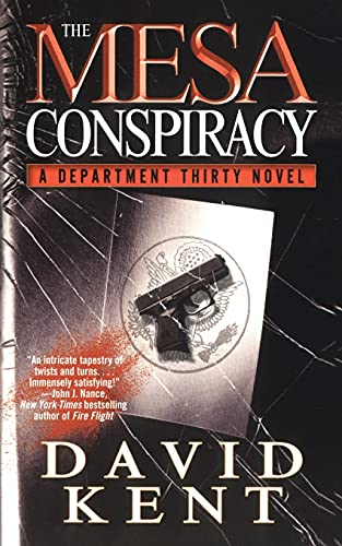 9781451628166: The Mesa Conspiracy: A Department Thirty Novel