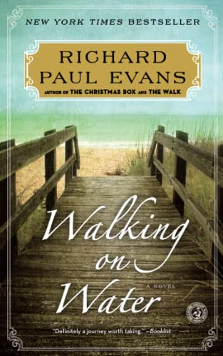 Walking on Water: A Novel (The Walk): Evans, Richard Paul
