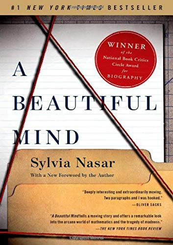 9781451628425: A Beautiful Mind: The Life of Mathematical Genuis and Nobel Laureate John Nash