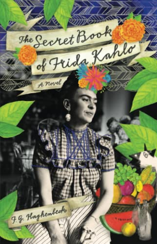 9781451632835: The Secret Book of Frida Kahlo: A Novel