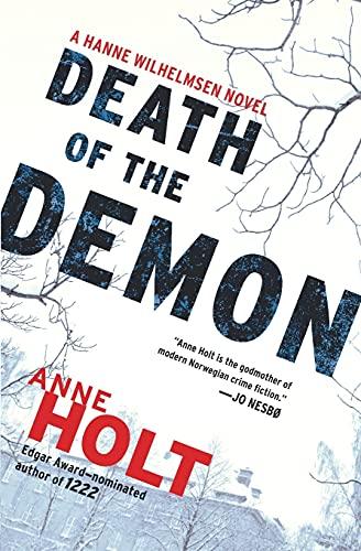 9781451634808: Death of the Demon: Hanne Wilhelmsen Book Three (A Hanne Wilhelmsen Novel)