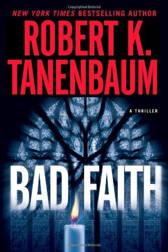 9781451635522: Bad Faith (A Butch Karp-Marlene Ciampi Thriller)