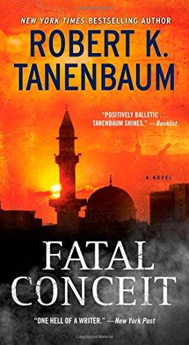 9781451635584: Fatal Conceit: A Novel (A Butch Karp-Marlene Ciampi Thriller)