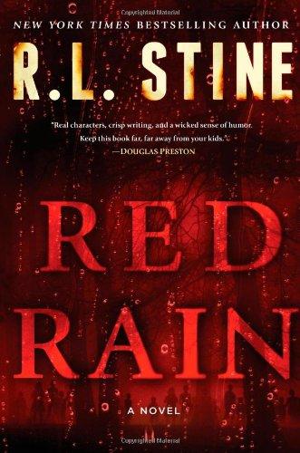 9781451636123: Red Rain: A Novel
