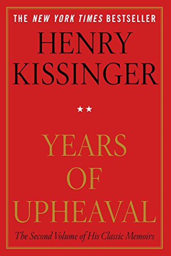 9781451636451: Years of Upheaval