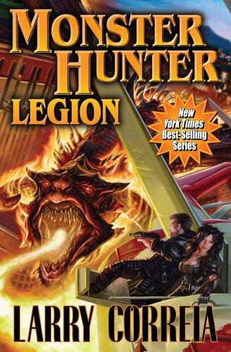 9781451637960: Monster Hunter Legion