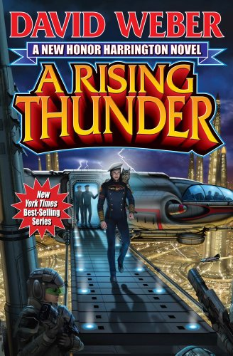 9781451638066: A Rising Thunder (Honor Harrington)