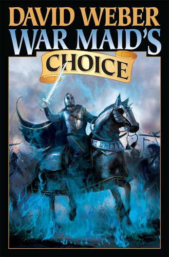 9781451638356: War Maid's Choice (Bahzell 4)